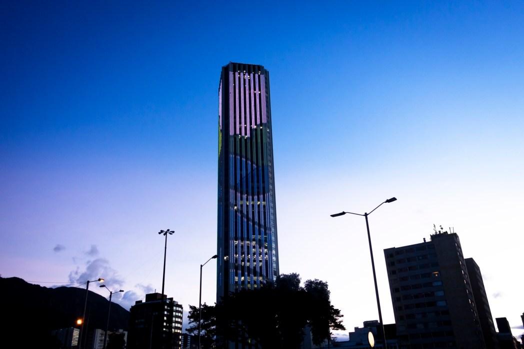 torre colpatria en bogotá