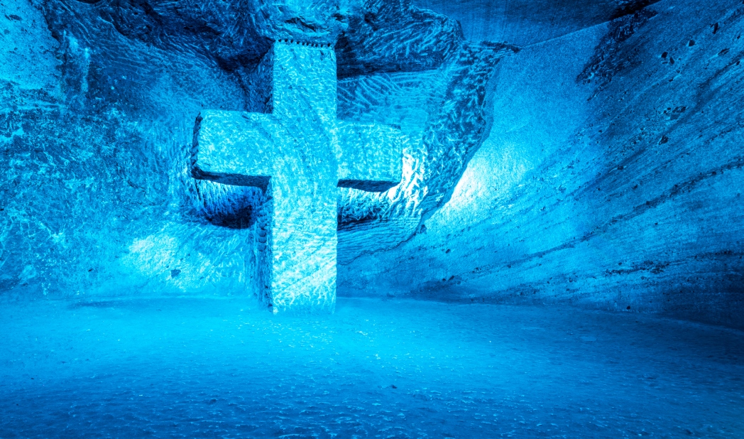 catedral de la sal de zipaquirá