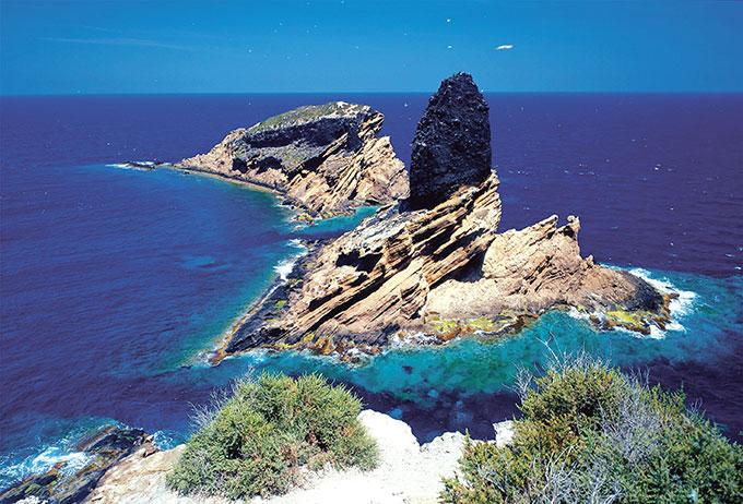 Islas  Columbretes Valencia