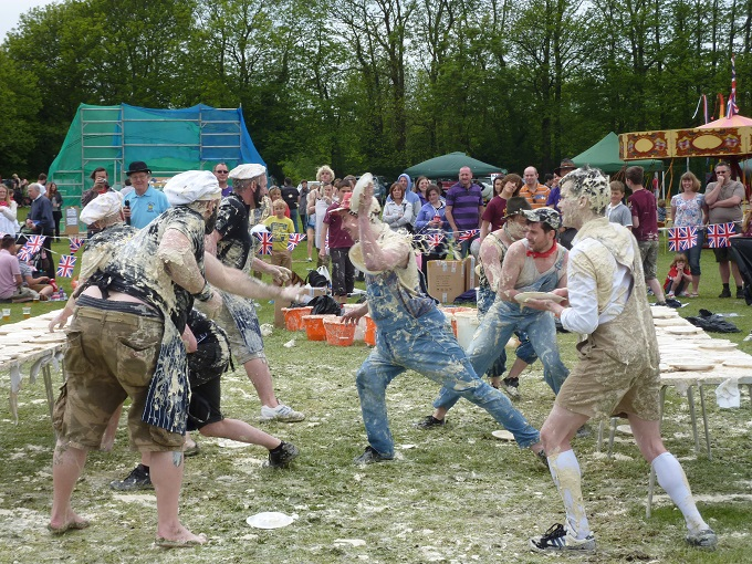 Coxheat Food Fight