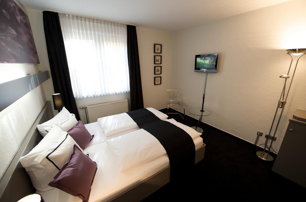 habitación del hotel Days Inn Berlin West en Berlín