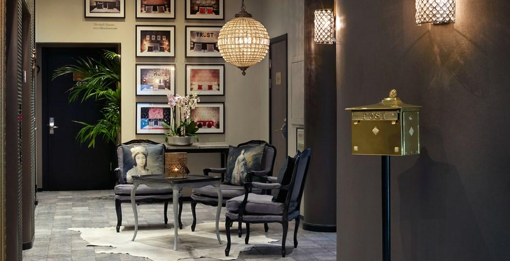 Lounge Freys Hotel