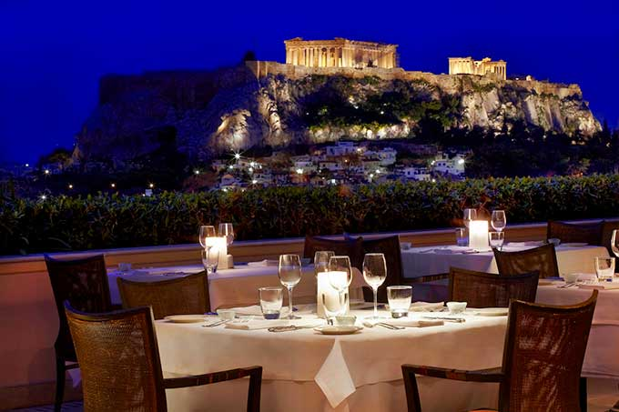 © Hotel Grande Bretagne, a Luxury Collection Hotel, Athens