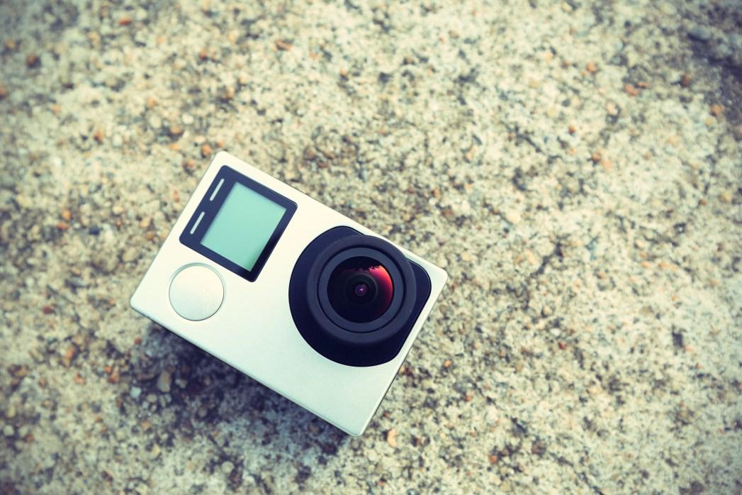 cámara tipo go pro