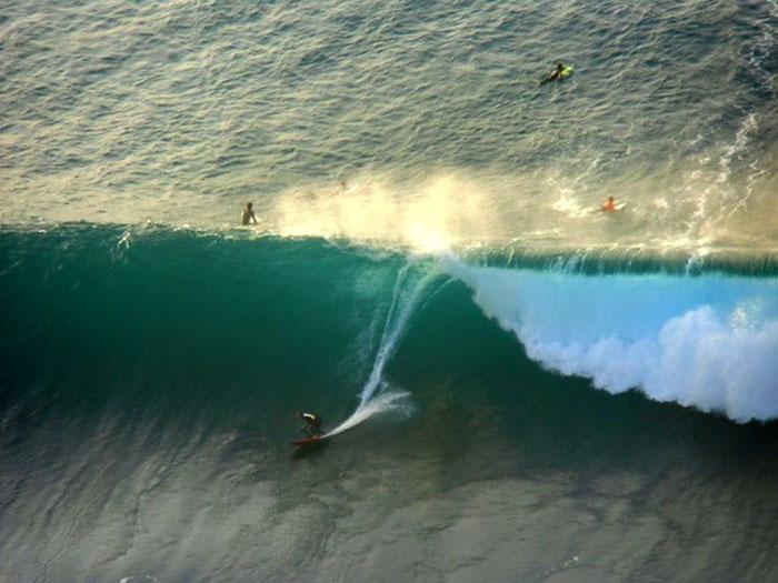 Olas perfectas para el surf en Gran Canaria
