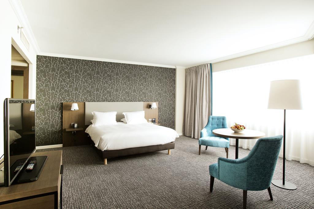habitación del hotel Hilton Paris Charles de Gaulle Airport en París