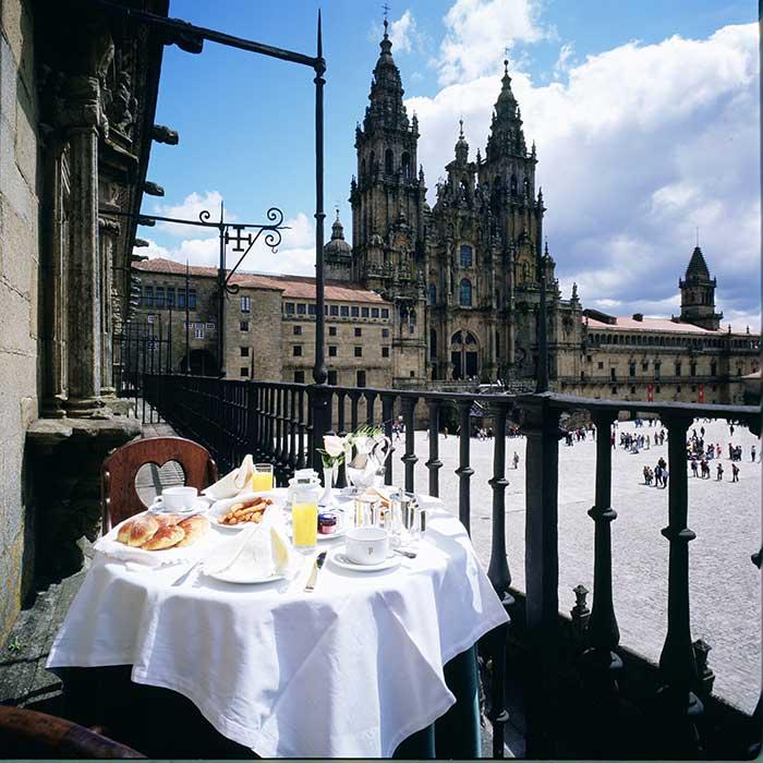 © Parador de Santiago de Compostela / Hostal de los Reyes Católicos