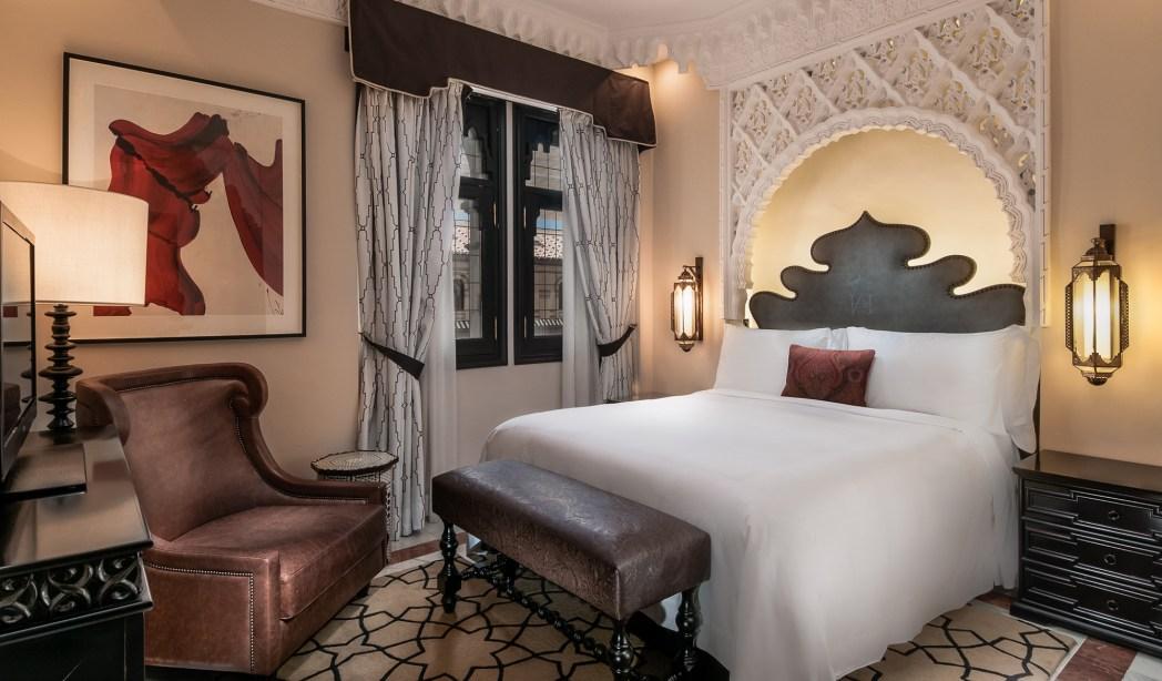 Hotel Alfonso XIII Sevilla suite