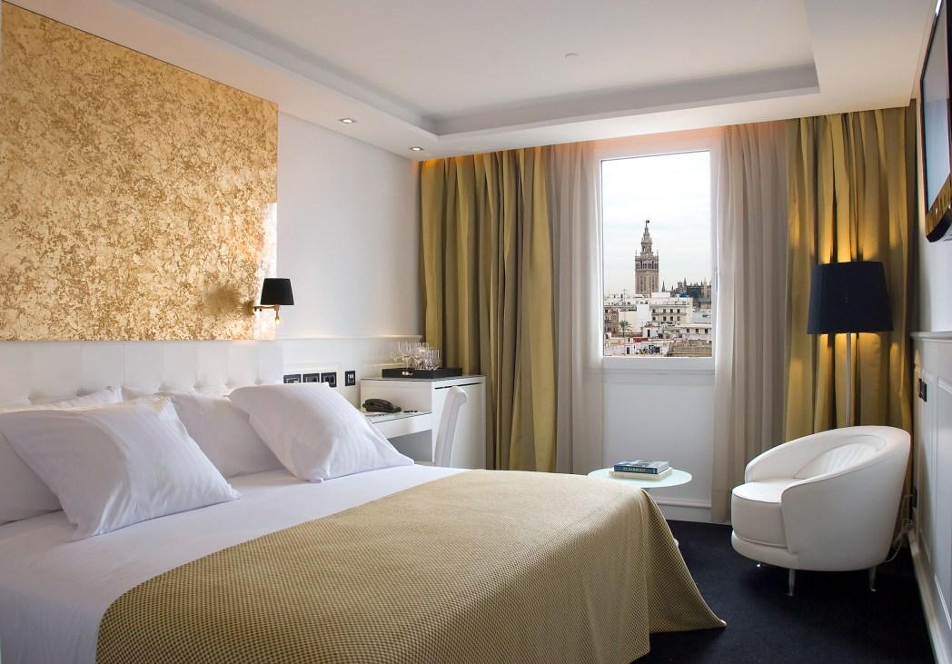 Hotel Gran Meliá Colón habitación