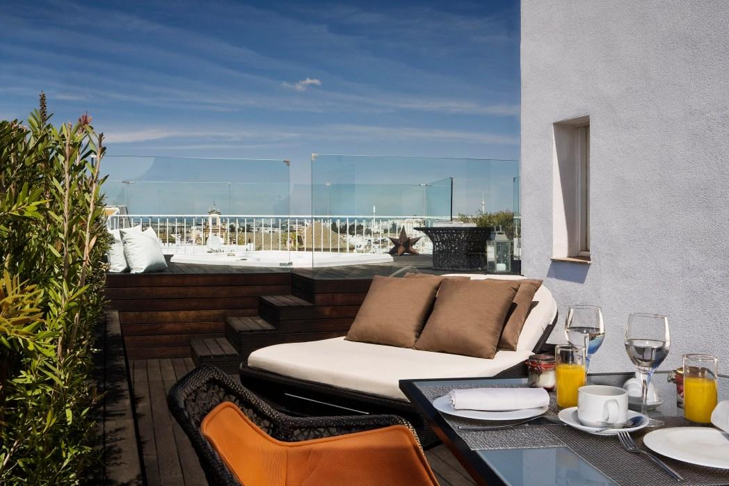 Hotel Gran Meliá Colón suite