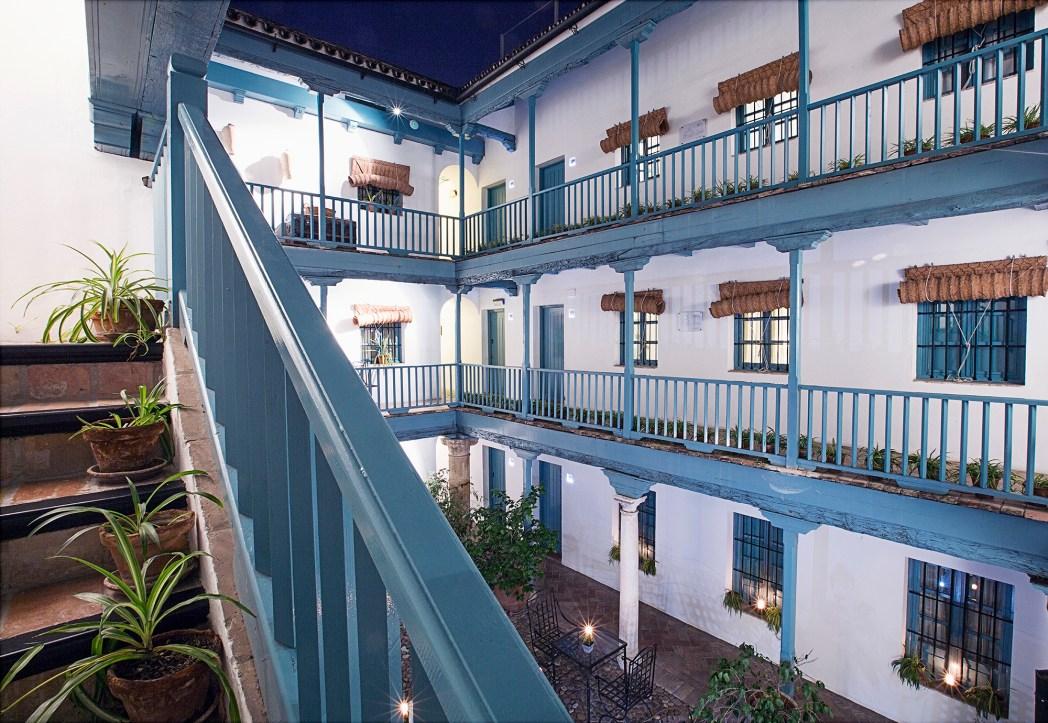Hospes Las Casas del Rey de Baeza patio, Sevilla