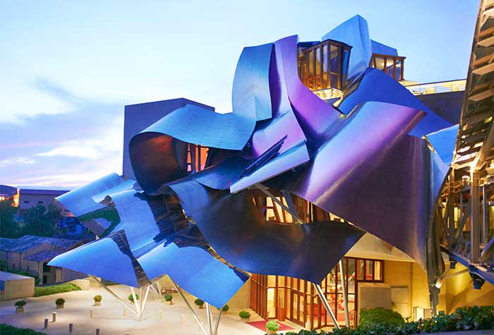 © Hotel Marqués de Riscal a Luxury Collection Hotel