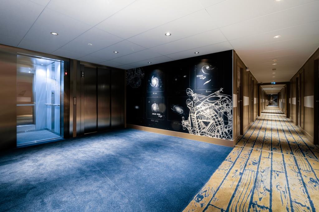 detalle del hotel Ibis Styles Paris CDG Airport Roissy en París