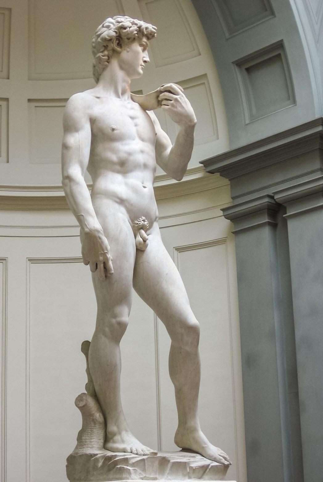 El David, de Miguel Ángel