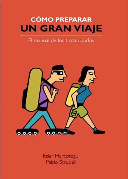 libro cómo preparar un gran viaje