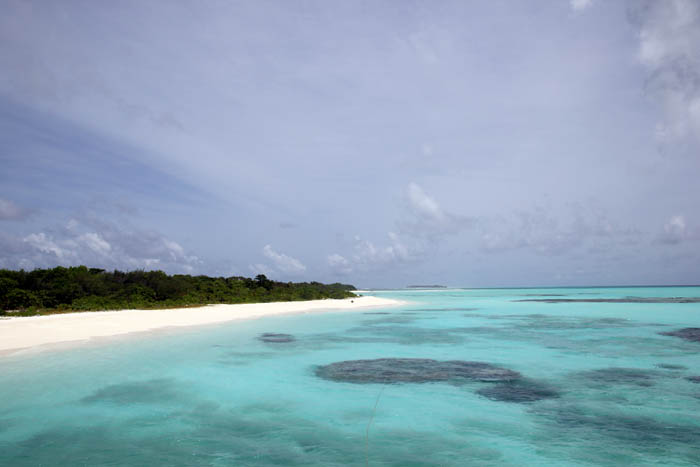 Isla dhidhdoo Maldivas