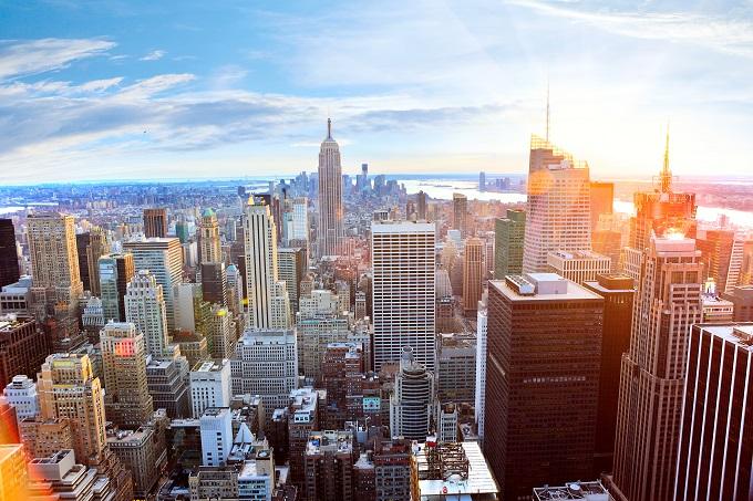 Manhattan New York USA