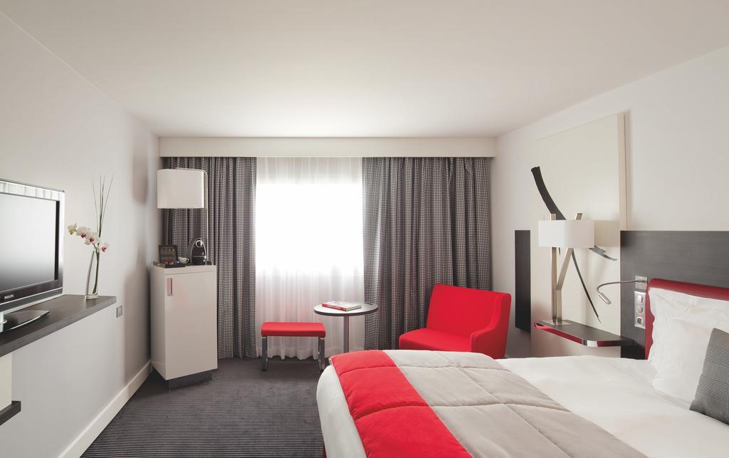 habitación del Hotel Mercure Paris CDG Airport & Convention en París