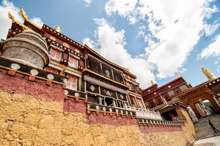 Monasterio de Ganden Sumtseling