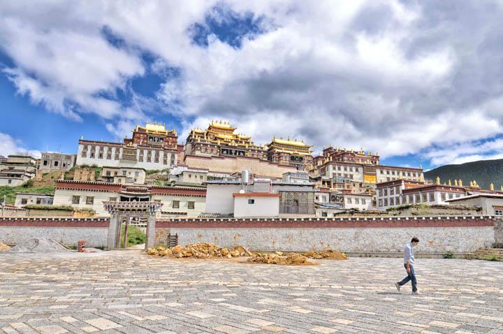 Monasterio de Shangri-La