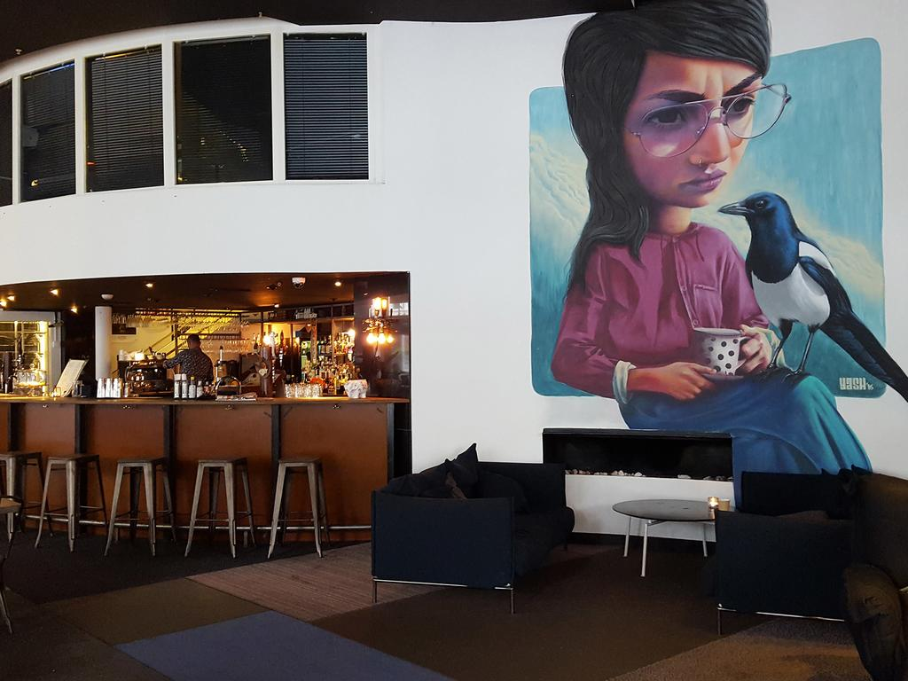 Lounge Nordic Lights Hotel