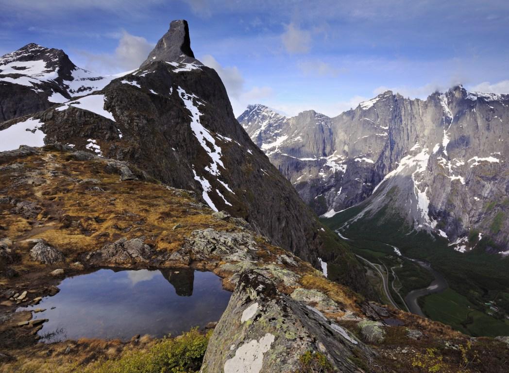 Trollveggen, Noruega