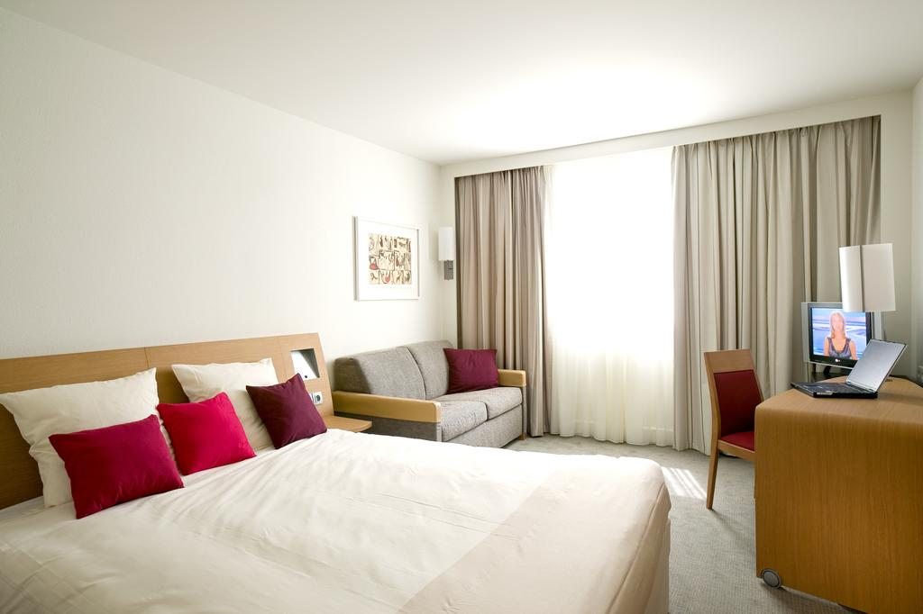habitación del hotel Novotel Paris Charles de Gaulle Airport en París