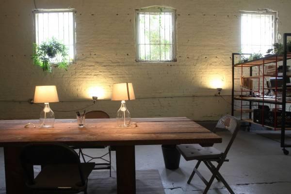 espacio de coworking nowhere studios en nueva york