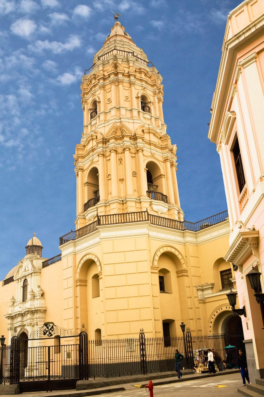 Convento Santo Domingo, Lima, Perú