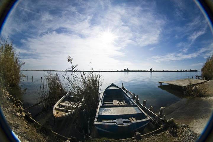 playa de riumar en el delta del ebro tarragona