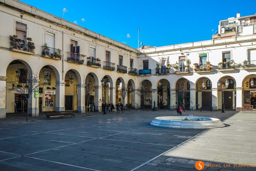 plaza masadas en barcelona