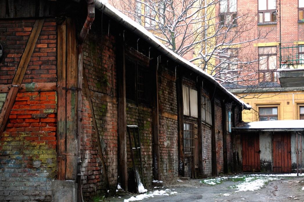 barrio de kazimierz en cracovia
