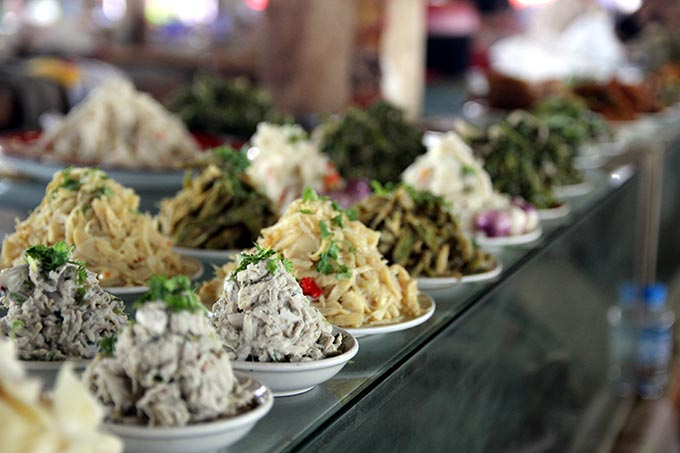 gastronomia de laos