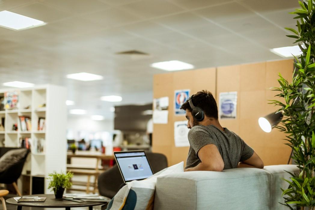 espacio de coworking en londres rainmaking loft