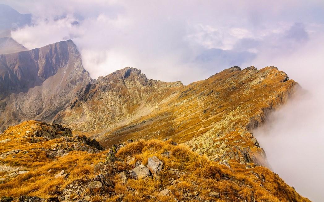 montes cárpatos rumanía