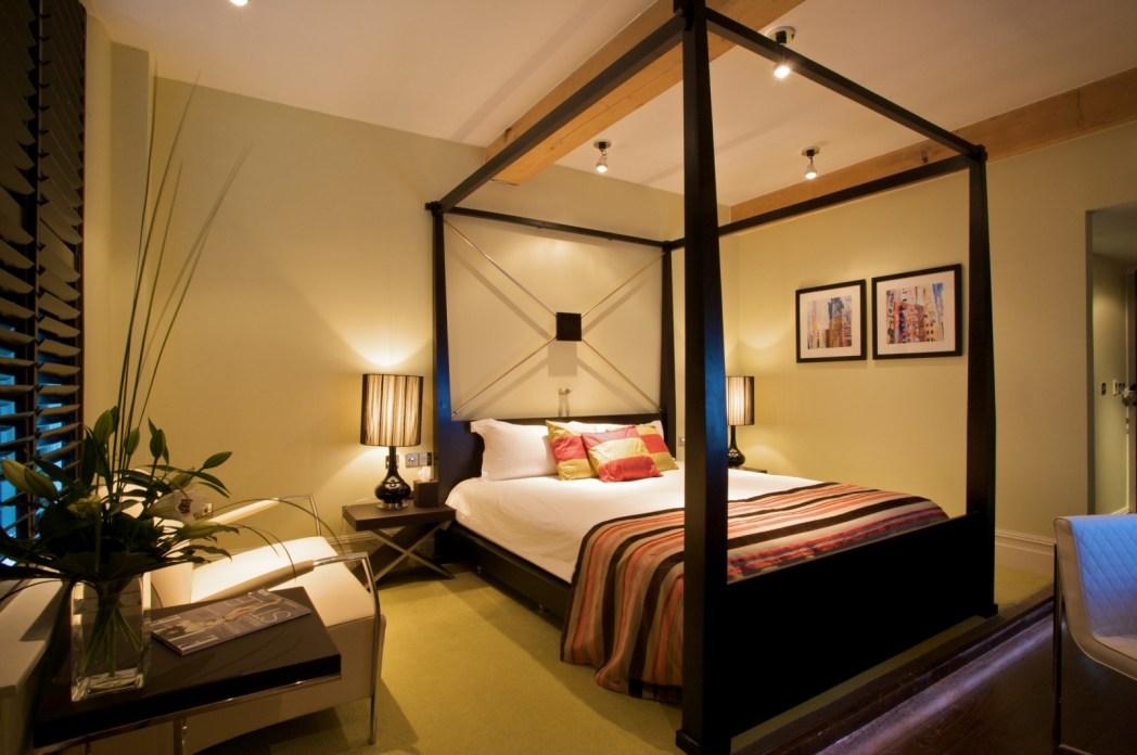 habitación hotel roomzzz manchester