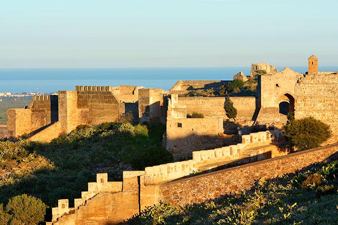 Castillo de SAgunto VAlencia