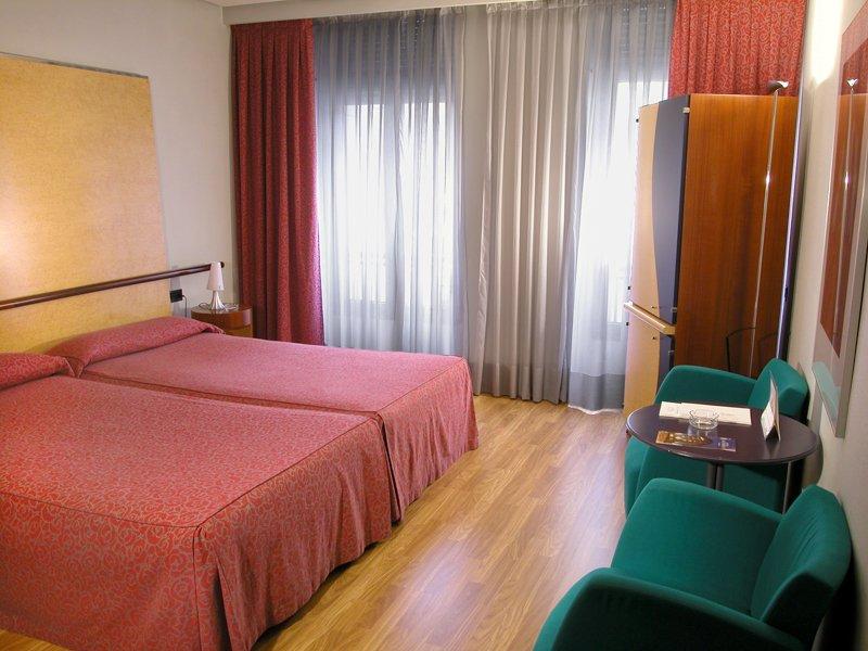 Habitación doble Sercotel Alfonso V