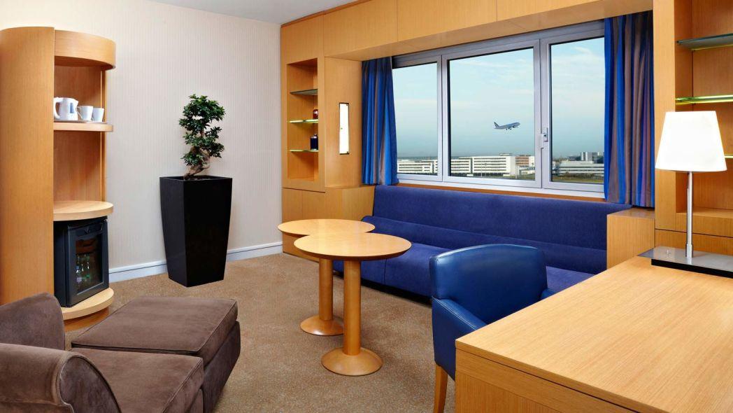 detalle del hotel Sheraton Paris Roissy Airport en París