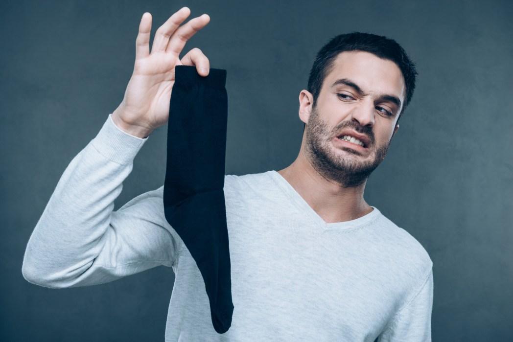 calcetines sucios