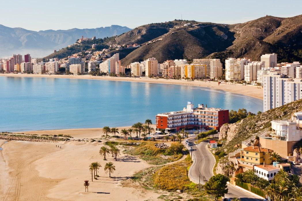 Playa de Cullera Valencia
