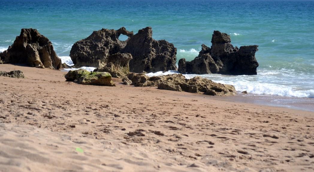 Playa del Faro de Roche