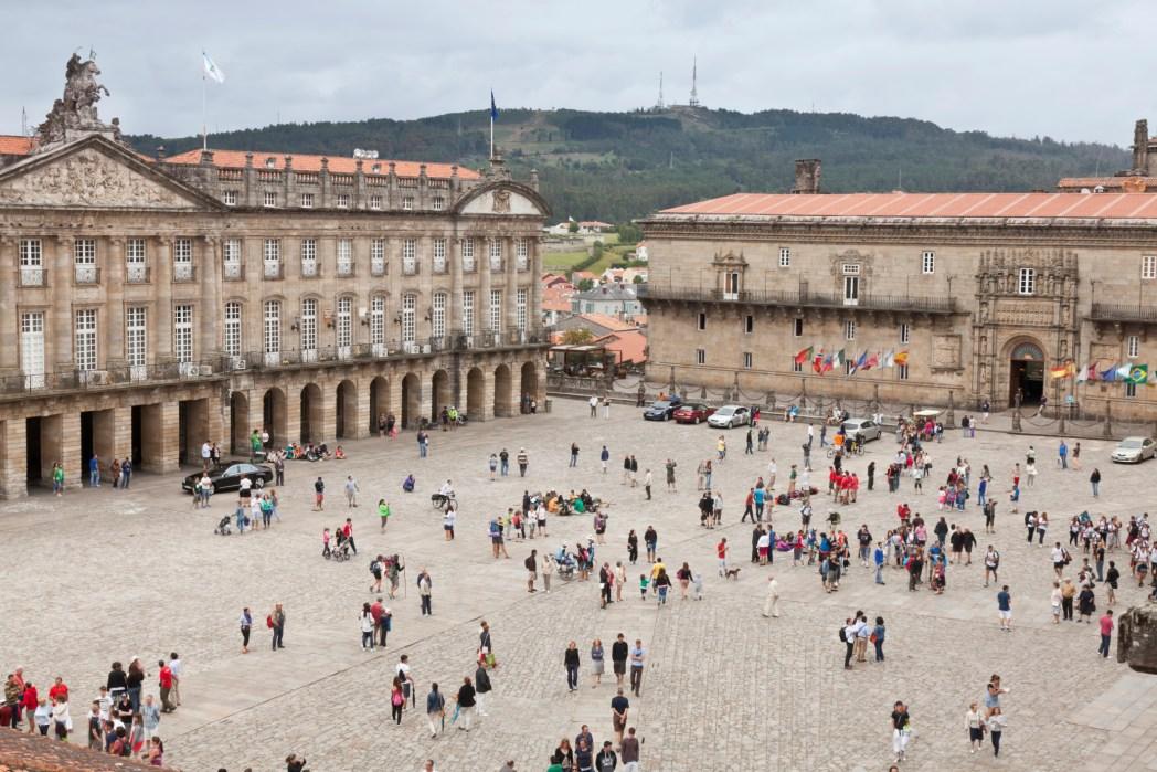 Plaza Obradoiro