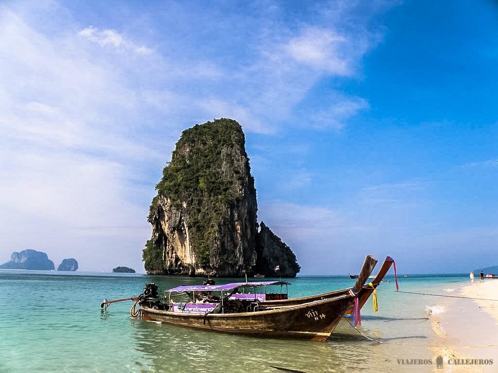 playa de tailandia foto de Viajeros Callejeros