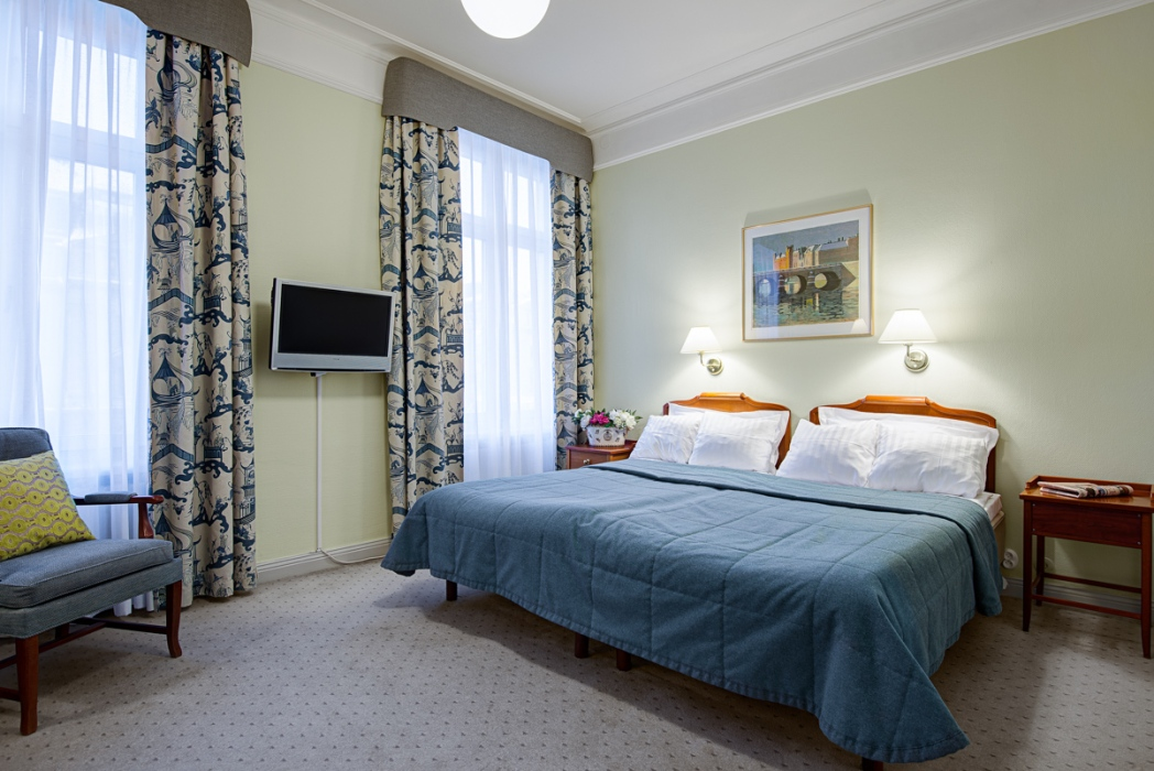Habitación hotel Terminus