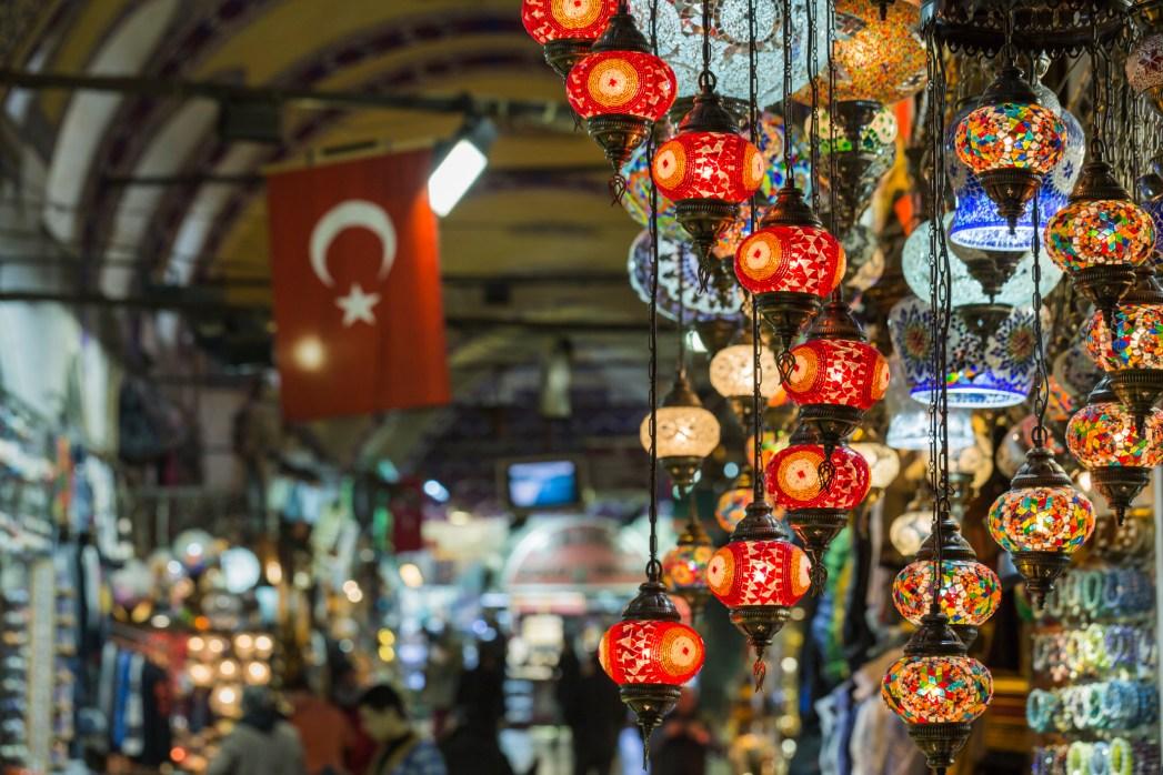 Las calles del Gran Bazar