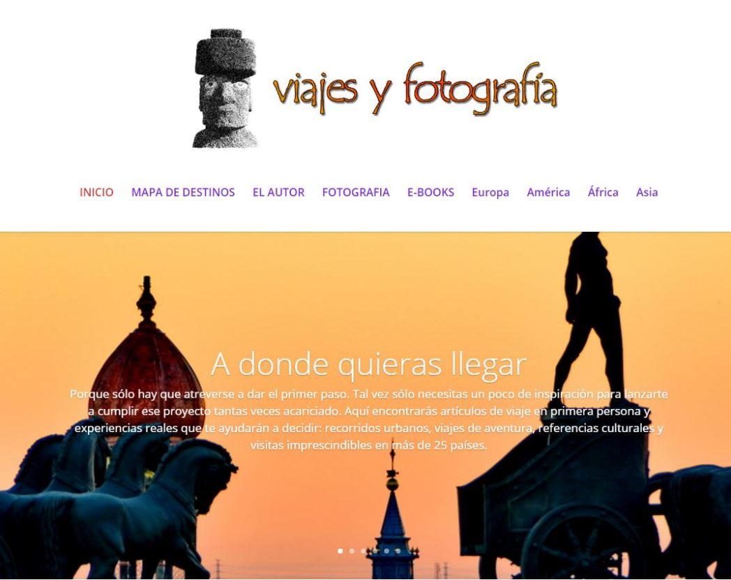 blog viajes y fotografía