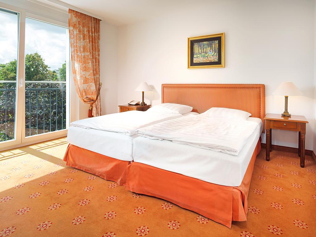 habitación del hotel Victor´s Residenz Hotel Berlin en Berlín