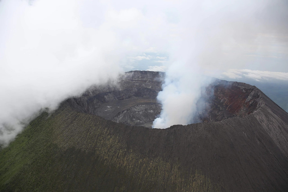 Monte Nyiragongo